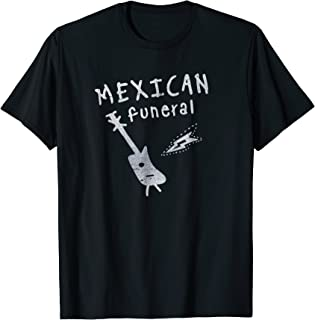 dirk gently mexican funeral t shirt