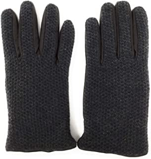The Mens Store Bloomingdales Italian Leather and Cashmere Gloves