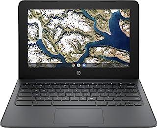 """Newest Flagship HP Chromebook, 11.6"""" HD (1366 x 768) Display, Intel Celeron Processor N3350, 4GB LPDDR2, 32GB eMMC, Chrome..."""
