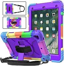 BMOUO iPad 6th Generation Case,iPad 5th Generation Case,iPad 9.7 Case 2018/2017,iPad Air 2 Case,3 Layer Shockproof [360 Sw...