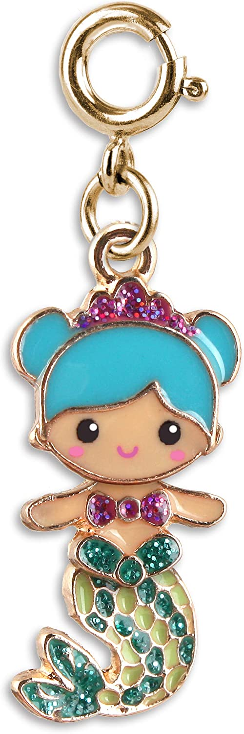 CHARM In stock Outstanding IT Charms for Bracelets and Gold - Merma Swivel Necklaces