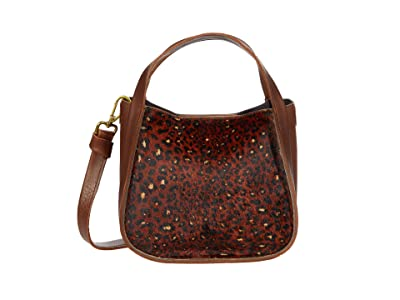 Madewell The Sydney Crossbody Bag in Haircalf