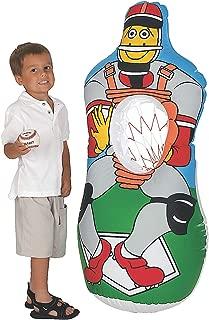 Inflatable Baseball Pitch Game
