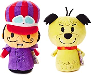 Hallmark itty bittys Wacky Races Dastardly and Muttley Stuffed Animals, Set of 2 Itty Bittys Movies & TV