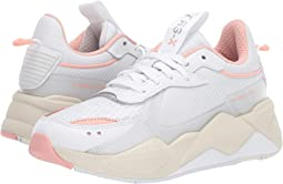 Puma White/Peach Bud