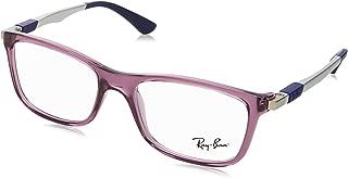 RY1549 Eyeglass Frames 3735-48 - Trasparent Blue RY1549-3735-48