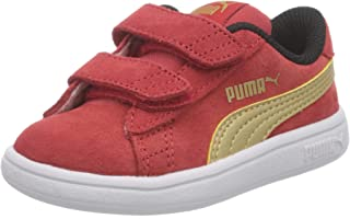 PUMA Smash V2 SD V Inf, Basket Mixte Enfant