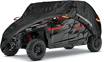 NEVERLAND Heavy UTV Storage Cover for Polaris RZR Yamaha Can-Am Defender Honda Pioneer Kawasaki Teryx Mule 2-3 Passenger-US Stock