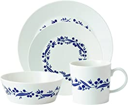 Royal Doulton Fable Garland 4 Piece Place Setting, White