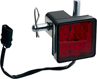 MaxxHaul 70429 Trailer Hitch Cover with 12 LED's Brake Light