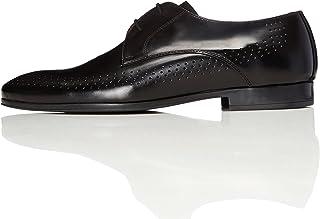 Marca Amazon - find. Zapatos De Cordones con Perforaciones para Hombre