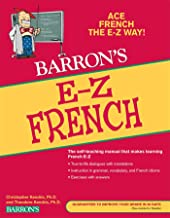 E-Z French (Barron's Easy Way)
