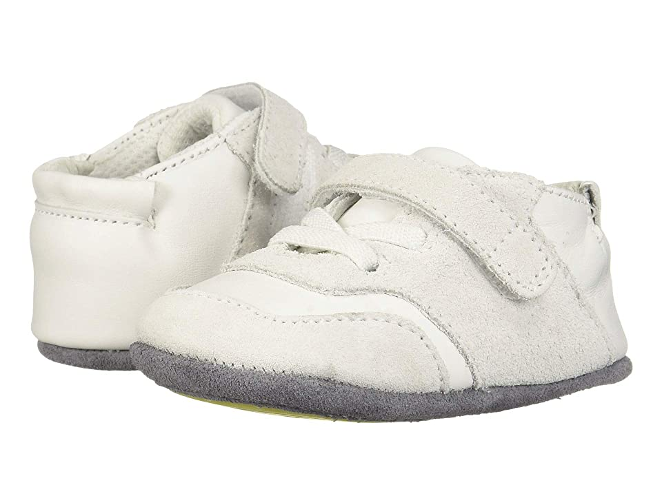 Robeez Oakley Mini Shoez (Infant/Toddler) (White) Boy