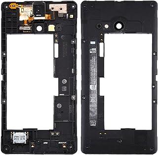 Practical Convenient Spare Parts Compatible with Nokia Lumia 730 Middle Frame Bezel Replacement Parts