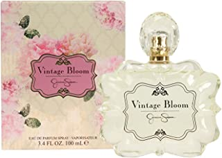 Jessica Simpson Vintage Bloom Women Eau De Parfum Spray, clear , 3.4 Ounce