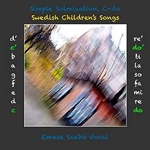 Simple Solmization, C-do Swedish Children's Songs