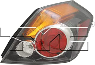 Best nissan altima tail light plastic cover Reviews