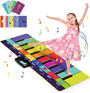 Joyjoz Kids Piano Mat, Musical Toys with 100 Plus Melodies,