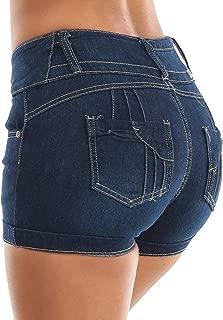 Women's Junior Casual Sexy Stretchy Levanta Cola Butt...