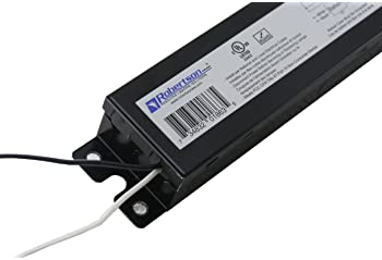 ROBERTSON 3P20158 ISL296T12MV Fluorescent Electronic Ballast for 2 F96T12 Linear Lamps, Instant Start, 120-277Vac, 50...
