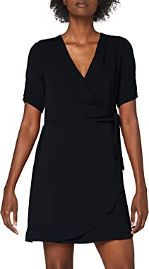 Kaporal - Robe Portefeuille régular Femme - Soda - Femme
