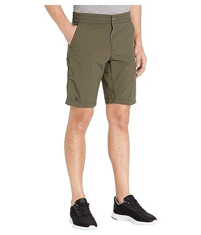 The North Face Paramount Horizon Shorts (New Taupe Green) Men