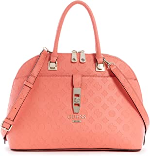 GUESS Womens Handbag, Coral - SG739836