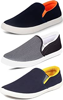 Ethics Men's Loafer (Set of 3 Pairs)