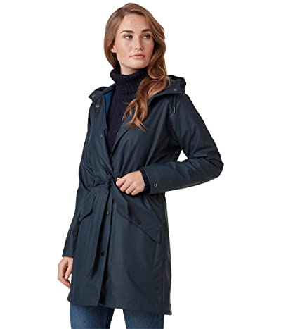 Helly Hansen Kirkwall II Raincoat (Navy 1) Women