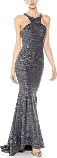 Xscape Women's Glitter Knit Dress