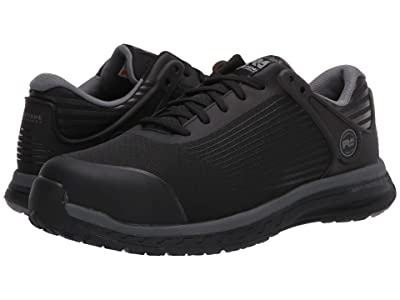 Timberland PRO Drivetrain Composite Safety Toe EH (Black/Grey) Men