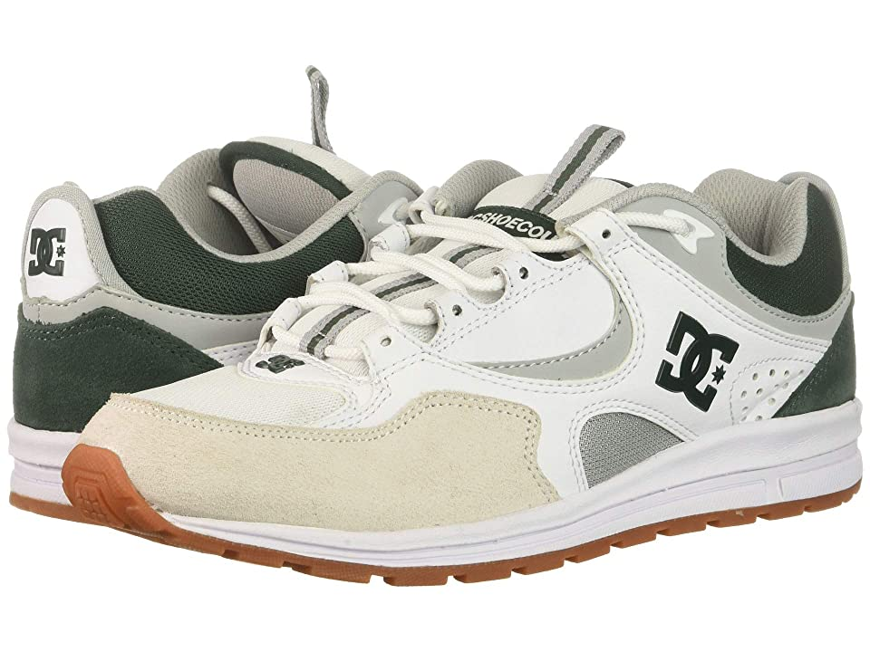 DC Kalis (White/Grey/Grey) Men