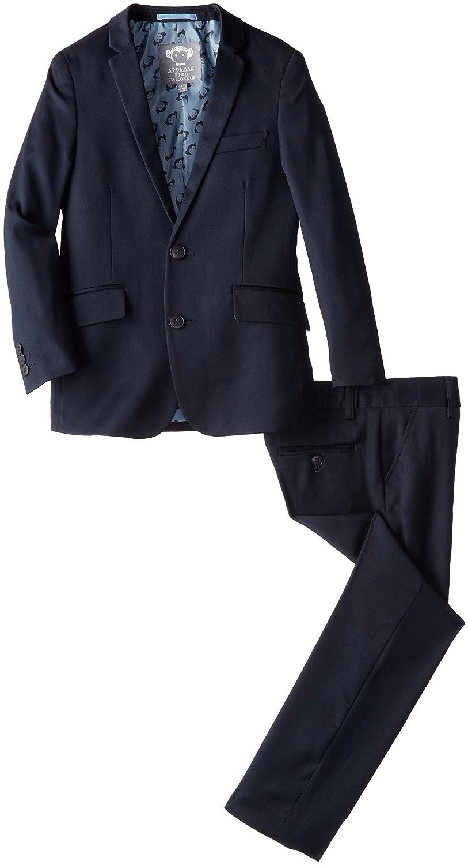 Appaman Big Boys ' 2?Piece Classic Mod Suit in Navy Blue