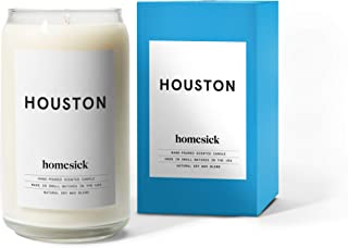 Homesick Scented Candle, Houston