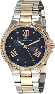 Daniel Klein DK12086-6 Women's Blue Dial Analogue Watch