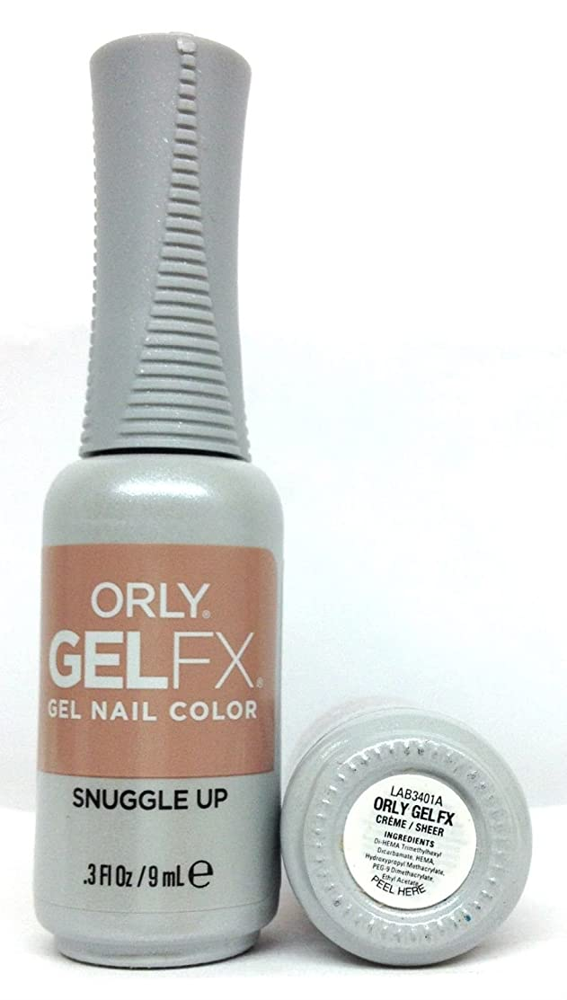 農場皿変換するORLY GelFX - The New Neutral Collection - Snuggle Up - 9 ml / 0.3 oz