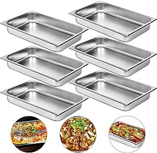 Best commercial kitchen pans Reviews