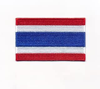 U24//Écusson Drapeau URSS Marine thermocollant patch 9/x 6/cm