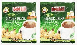 Jengibre Bebida por Dorado Kili, 40 Bolsita Total (2