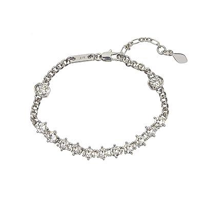 Rebecca Minkoff Stone Bracelet (Silver) Bracelet