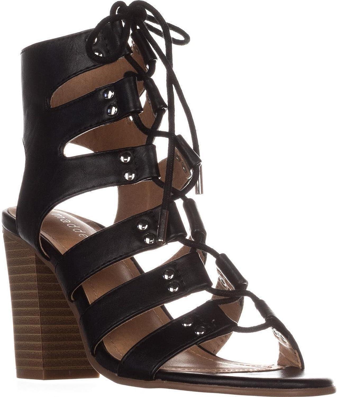Madden girl Womens Nyles Gladiator Sandal