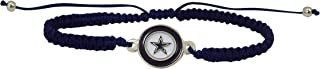NFL Braided Logo Bracelet