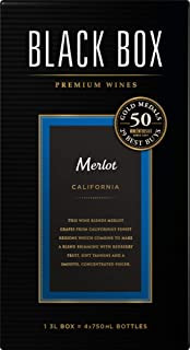 Black Box Merlot, 3 L box