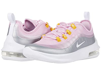 Nike Kids Air Max Axis (Little Kid) (Light Arctic Pink/White/Particle Grey) Girls Shoes