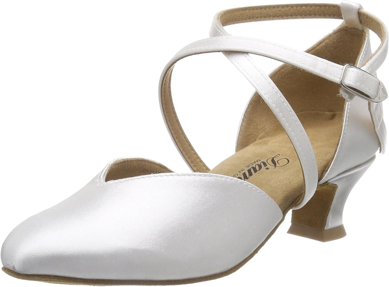 Diamant - kvinnor Dance skor 107 -013 -092 -092 -092 Satin  den bästa after-sales-tjänsten