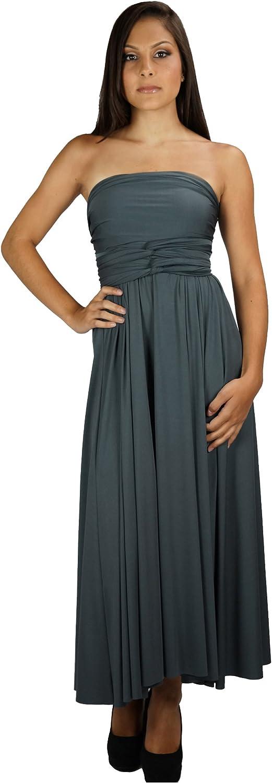 Convertible Infinity Wrap Dress Magic