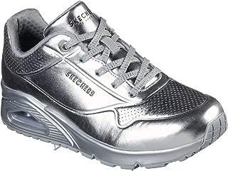 Skechers Women's Street Uno - Molten Metallic Sneaker