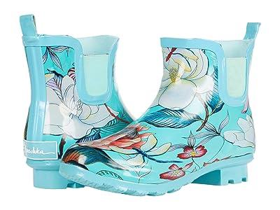 Anuschka Ankle Rain Boot Women