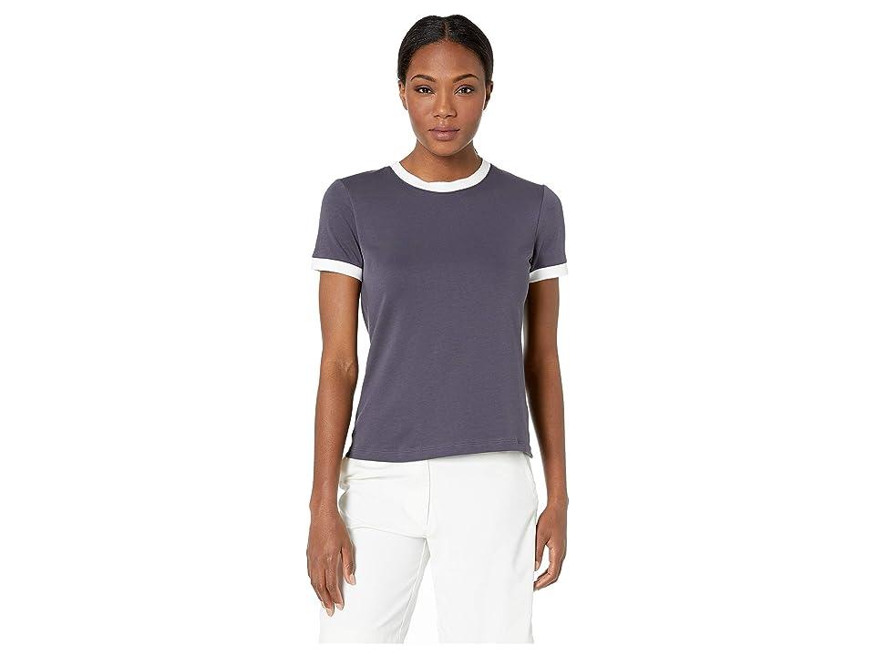 Nike Golf - Nike Golf Dry Short Sleeve Ringer Top
