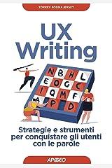 UX writing. Strategie e strumenti per conquistare gli utenti con le parole Capa comum